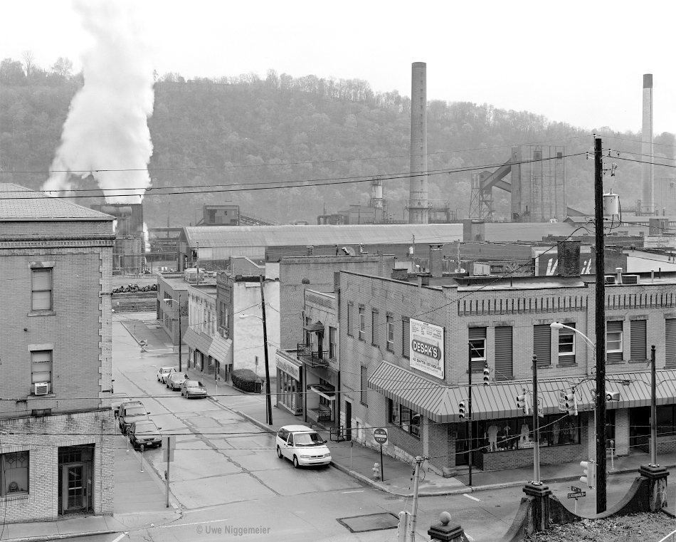 Monessen Coking Plant