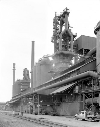 Blast Furnaces Rouge Steel