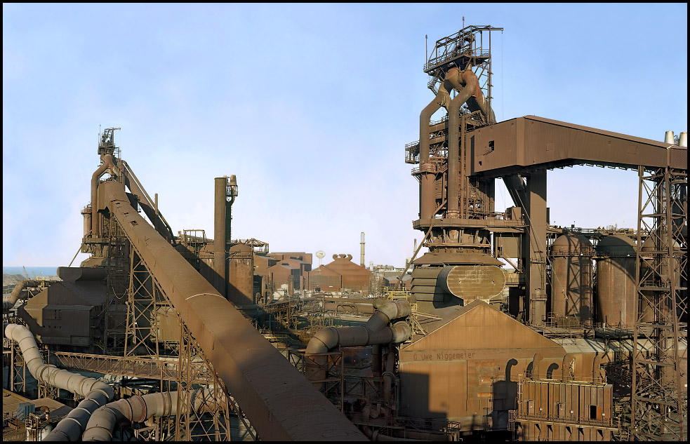 Blast Furnaces ArcelorMittal Burns Harbor