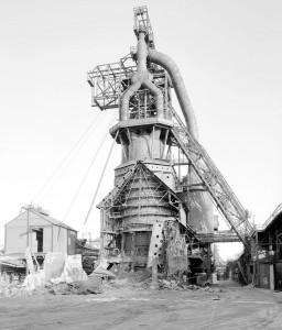 Blast Furnace bethlehem Steel Lackawanna