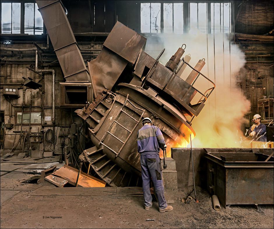 Electric Arc Furnace Slevarna Chomutov
