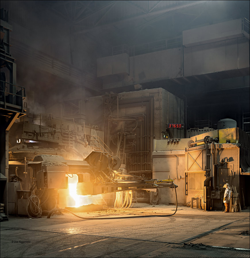Badische Stahlwerke Electric Arc furnace