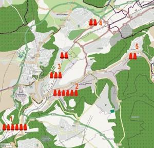 Longwy Map