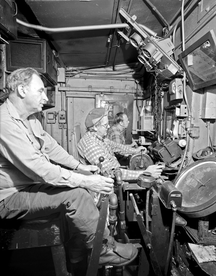 Pulpit of Rolling Mill