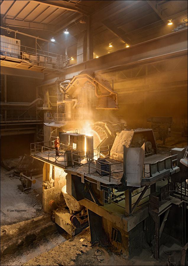 Sandvik Steel Mill