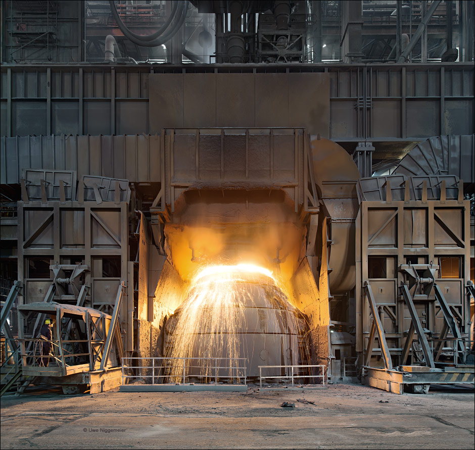the comlete steel making The iron and steel industry has undergone a technological revolution in the last  40  north american industry has observed the complete disappearance of basic.
