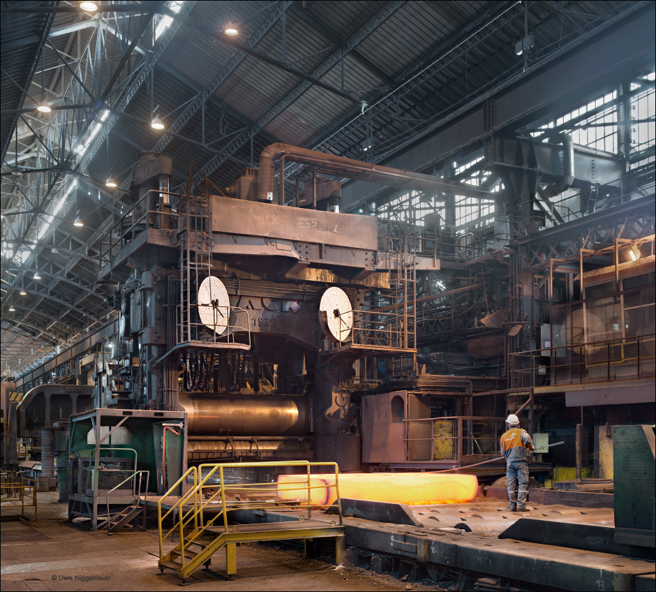 Steel Industry Photography