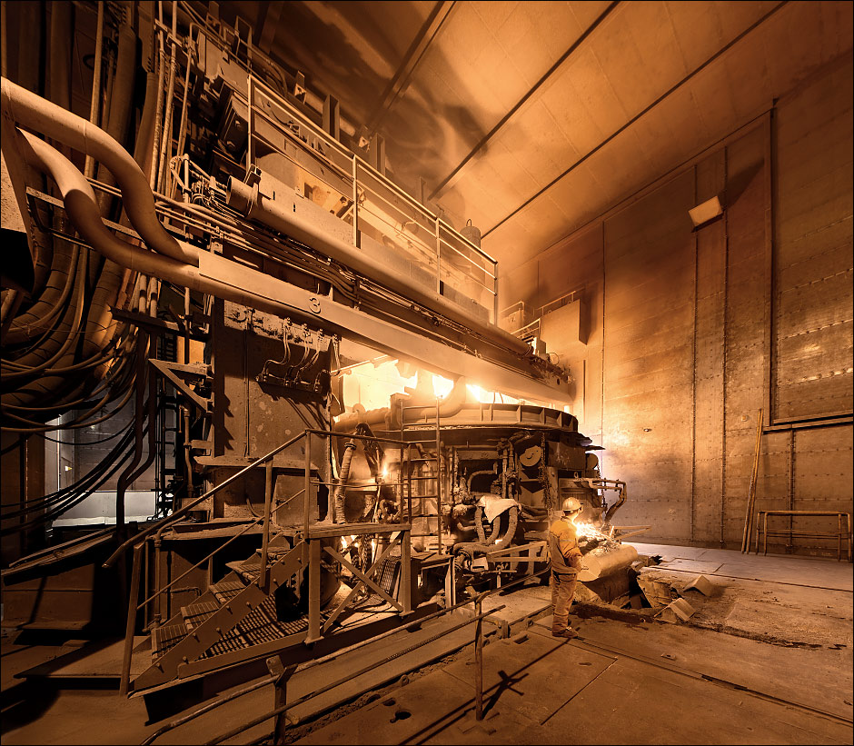 Saarschmiede Electric Arc Furnace
