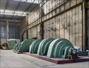Illgner Umformer Walzwerk Thyssen