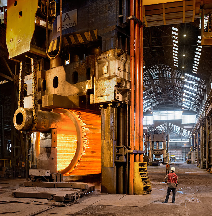 Areva Heavy Forge, France