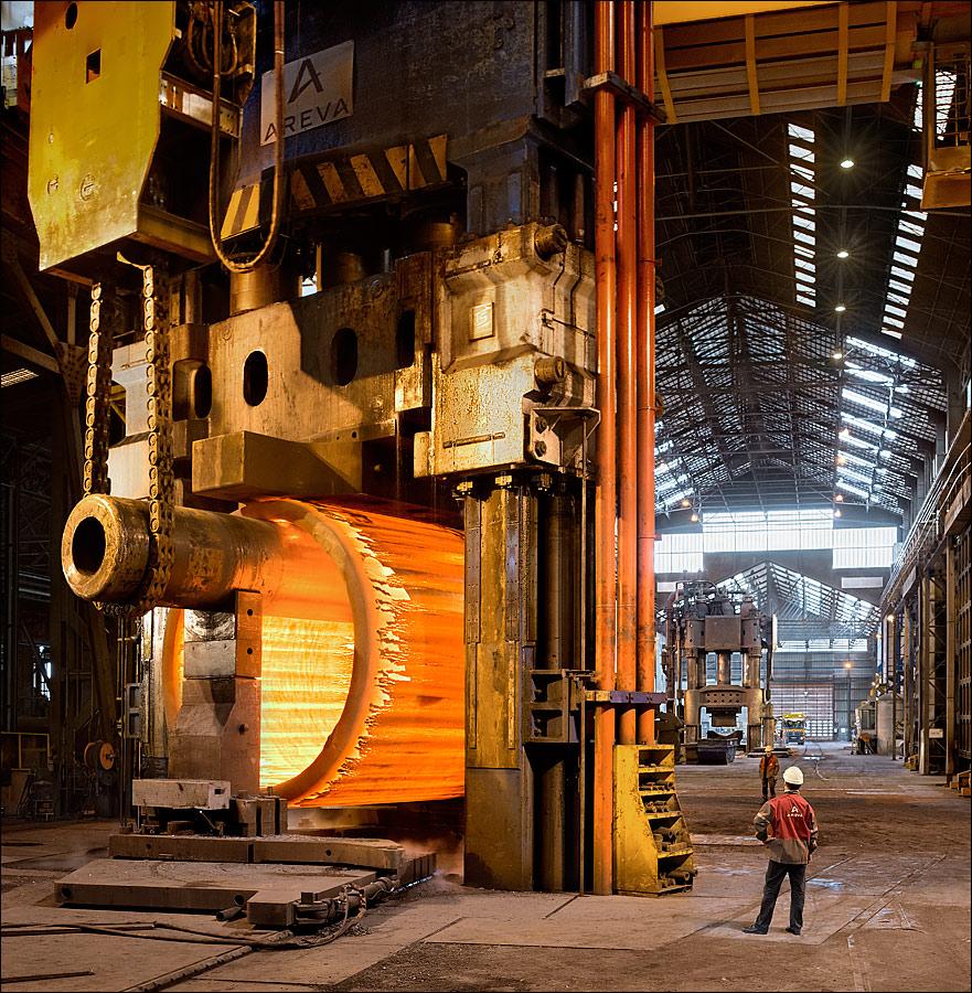 Areva Heavy Forge, France