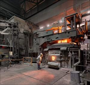 VDM Metals, Stahlwerk Unna