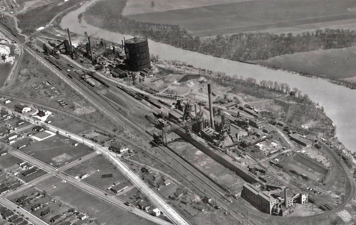 Armco Steel Hamilton Works