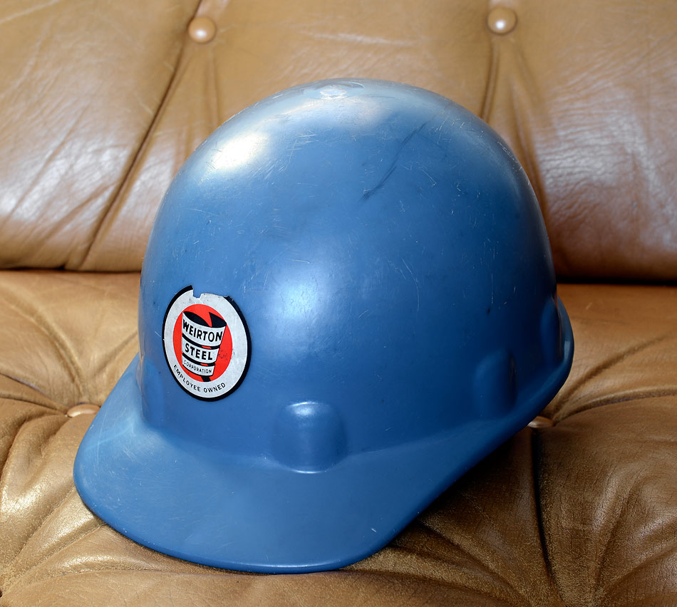 Weirton Steel Hard Hat