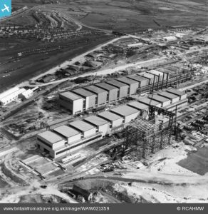Port Talbot Hot Strip Mill
