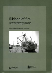 Ribbon of fire